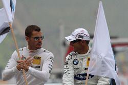 Martin Tomczyk, BMW Team RMG; BMW M3 DTM; Joey Hand, BMW Team RMG, BMW M3 DTM