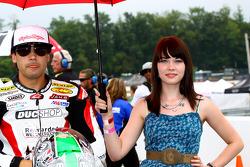 #98 Ducshop Racing, Ducati 848: Jake Zemke