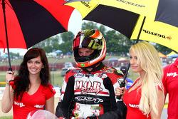 #46 MOB Racing, Yamaha YZF-R6: Shane Narbonne
