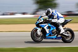 #72 Foremost Insurance/Pegram Racing, BMW S1000RR: Larry Pegram