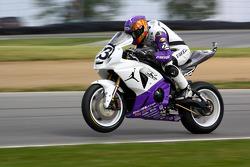 #23 Jordan Suzuki, Suzuki GSX-R1000: Ben Bostrom