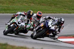 #12 Yamaha YZF-R6: Tomas Puerta