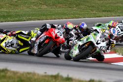 #52 Riders Discount Vesrah Suzuki Team, Suzuki GSX-R600: Joey Pascarella