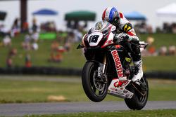 #18 M4 Roadracingworld.com Suzuki, Suzuki GSX-R1000: Chris Ulrich