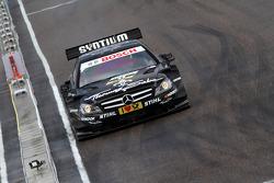 Finals Gary Paffett, Team HWA AMG Mercedes, AMG Mercedes; David Coulthard, Mücke Motorsport, AMG Mer