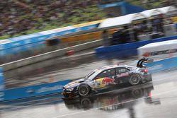 Mattias Ekström, ABT Sportsline, Audi A5 DTM; Jamie Green, Team HWA AMG Mercedes, AMG Mercedes
