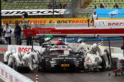 Sunday Quarter Finals Augusto Farfus Jr., BMW Team RBM BMW M3 DTM against Bruno Spengler, BMW Team S