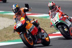 Dani Pedrosa, Repsol Honda Team, Nicky Hayden, Ducati Marlboro Team