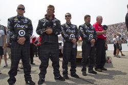 The Earnhardt-Ganassi Team
