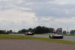 #1 Greaves Motorsport Zytek Z11SN Nissan: Alex Brundle, Lucas Ordonez, Tom Kimber-Smith