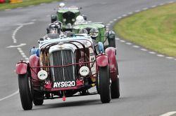 #27 Lagonda LG45: Martin Bugler, Neil Jones