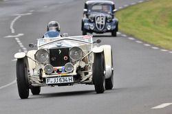 Vintage racen