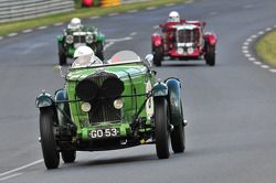 #8 Talbot 105: John Ruston, Chris Lunn, Richard Evans