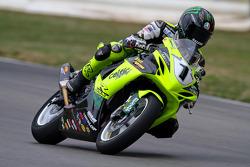 #1 Suzuki GSX-R600: James Rispoli