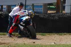 #79 Yoshimura Racing, Suzuki GSX-R1000: Blake Young