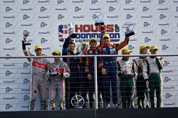Poidium: #19 Sebastien Loeb Racing Oreca 03 Nissan: Stéphane Sarrazin, Nicolas Minassian, Nicolas Ma