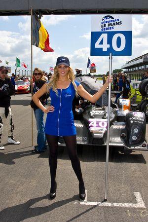 #40 Boutsen Ginion Racing Formula Le Mans Oreca 09: Thomas Dagoneau, John Hartshorne, Jean-Charles B