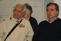 Carlos Sainz Sr and his father