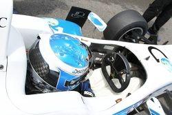 Деннис ван де Лар. GP Masters, воскресная гонка.