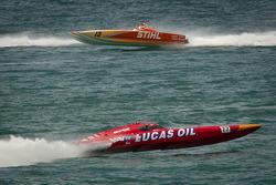 #77 Lucas Oil MAV-TV: Michael Silfverberg, Nigel Hook