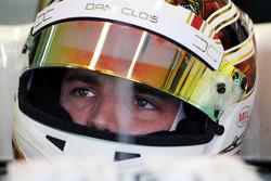 Dani Clos, HRT Formula One Team Test Driver