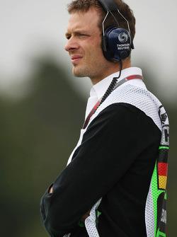 Alex Wurz, Alex Wurz, Williams Driver Mentor