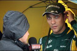 Will Buxton, Speed TV ve Vitaly Petrov, Caterham F1 Team