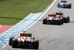 Narain Karthikeyan, HRT Formula 1 Team HRT