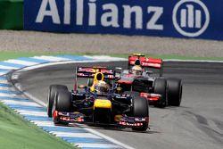 Sebastian Vettel, Red Bull Racing, Lewis Hamilton, McLaren Mercedes
