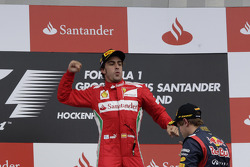 Kazanan Fernando Alonso, Scuderia Ferrari