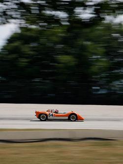 #54 1968 McLaren M6B : Jim Pace
