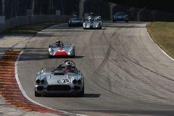 #25 1960 Corvette: Thomas Frankowski #1 1963 Lotus 23B: Sandra McNeil