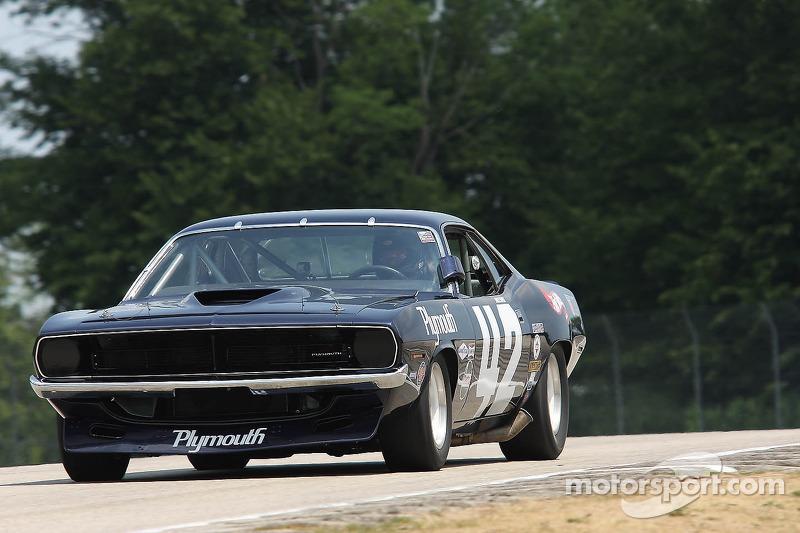 #42 1970 Plymouth Cuda: Andy Boone