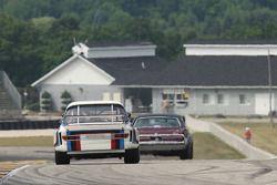 #202 1973 BMW CSL: C.H. DeHaan #21 1968 Mercury Cougar: Martin Beaulieu