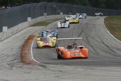 #44 1970 Lola T165 : Jim Ferro #4 1968 Lola T70 MkIIIB: Duncan Dayton #11 1965 Lola T70 MkI : Marc Devis #22 1968 McLaren M6B : Robert Bordin #171 1965 Genie Mk10B: A.C. D'Augustine