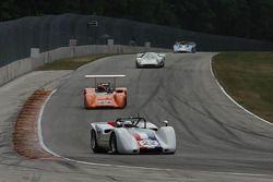 #22 1968 McLaren M6B : Robert Bordin #44 1970 Lola T165 : Jim Ferro #27 1968 Lola T70 MkIIIB : David