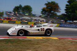 #98 1972 McLaren M8FP : Ed Swart