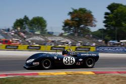 #36 1967 Lola T70MkIII : Bob Rowley