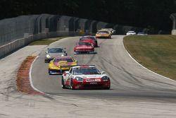 #02 2006 Corvette: Mike Skeen #13 1990 Chevrolet Camaro GT1: Rick Pfrang #691 2001 Porsche 996 GT3RS