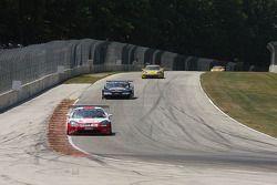 #02 2006 Corvette: Mike Skeen #97 1998 Mustang T/A: Colin Comer #2 2006 Corvette: Ron Fellows