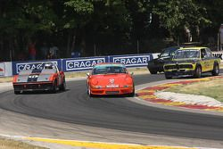 #2 1969 Porsche 911S : Ed Leed #77 1970 Porsche 914/6 : Russ Poole