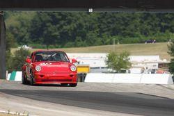 #80 1993 Porsche 964 RS America: Frank Beck