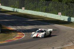 #71 1967 Lola T70 MkIIIB: William Thumel