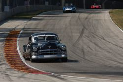 #145 1949 Cadillac : John Daniels #16 1958 Scarab MkI : Tony Delorenzo