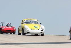 #01 1064 Porsche 356 SC: James Jackson