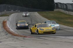 #2 2006 Corvette: Ron Fellows #51 1989 Oldsmobile: Guy Dirkin #67 2009 Porsche Cayman: Ron Rashinski