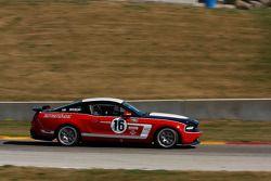 #16 2010 Ford Mustang Boss302R: George Biskup
