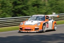 #32 PRO GT by Alméras Porsche 997 GT3 Cup: Jérémy Alloin, Jean-Louis Alloin, Alain Ferté, Matthieu V