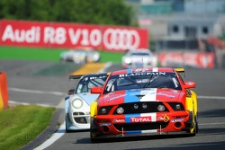 #85 Racing Adventures Ford Mustang FR500 GT3: Raphael van der Straten, Nicolas de Crem, Jose Close,