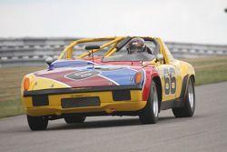 #66, 1972 Porsche 914-6, Dotti Bechtol